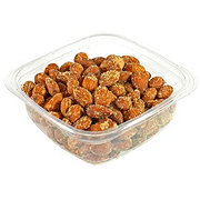Lone Star Nut & Candy Smoked Almonds, sold by the