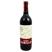 Lopez De Heredia Vina Cubillo Crianza Red