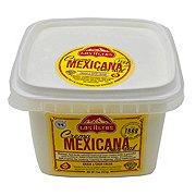 Los Altos Natural Crema Mexicana with Salt