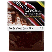 Los Chileros de Nuevo Mexico Red Enchilada Sauce Mix