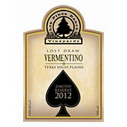 Los Pinos Ranch Vineyards Vermentino