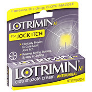 Lotrimin AF Anti-Fungal Jock Itch Cream