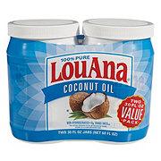 LouAna Coconut Oil Twin Pack