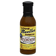 Louie Mueller Barbecue Sweet & Tangy Mustard BBQ Sauce