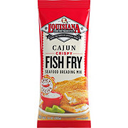 Louisiana Fish Fry Products Crispy Cajun Fish Fry
