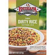 Louisiana Fish Fry Products Dirty Rice Mix
