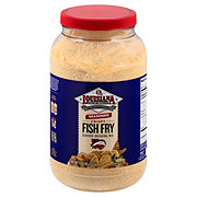 Louisiana Fish Fry Products Seafood Breading Mix