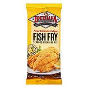 Louisiana New Orleans Style Fish Fry