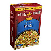 Louisiana Purchase Dirty Rice