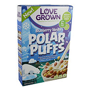 Love Grown Blueberry Vanilla Polar Puffs