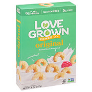 Love Grown Foods Power O's Original Cereal