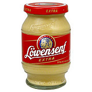 Lowensenf Extra Hot Mustard