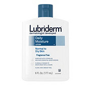 Lubriderm Daily Moisture Fragrance-Free Lotion