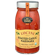 Lucini Organic Roasted Garlic Marinara