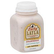Lucky Layla Drinkable Strawberry Yogurt
