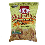 Lulu Maduritos Sweet Plantain Chips