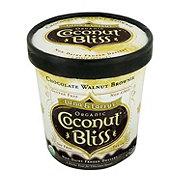 Luna & Larry's Coconut Bliss Chocolate Walnut Brownie Ice Cream