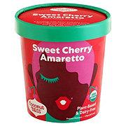 Luna & Larrys Cherry Amaretto Non-Dairy Frozen Dessert