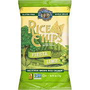 Lundberg Fiesta Lime Rice Chips