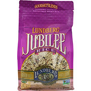 Lundberg Jubilee Gourmet Blend of Whole Grain Brown Rice