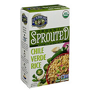 Lundberg Organic Sprouted Chile Verde Rice