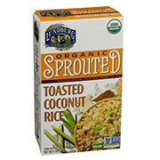 Lundberg Organic Sprouted Toasted Coconut Rice