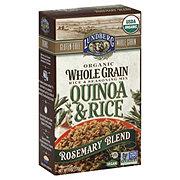 Lundberg Organic Whole Grain Quinoa and Rice, Rosemary Blend