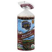 Lundberg Organic Wild Rice Lightly Salted Rice Cakes