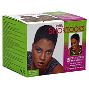 Luster's Pink Short Looks 1-Strength for All Hair Textures Texturizer Kit