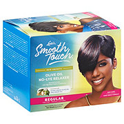 Luster's Pink Smooth Touch New Growth Regular Relaxer Kit