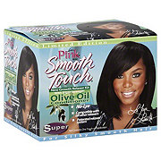Luster's Pink Smooth Touch New Growth Super Relaxer Kit