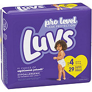 Luvs Ultra Leakguards Diapers 29 ct