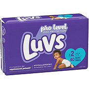 Luvs Ultra Leakguards Diapers 40 ct