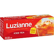 Luzianne Flow Tea Bags Family Size