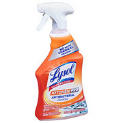Lysol Citrus Scent Antibacterial Kitchen Cleaner Spray