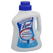 Lysol Crisp Linen Laundry Sanitizer