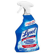 Lysol Island Breeze Scent Bathroom Cleaner