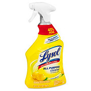 Lysol Lemon Breeze Scent All Purpose Cleaner Spray