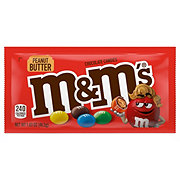 M & M Peanut Butter Chocolate Candies