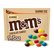 M&M's Almond Chocolate Candy Sharing Size Bag
