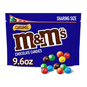 M&M's Caramel Chocolate Candy, Sharing Size