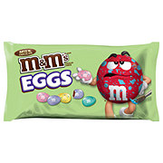 M&M's Easter Milk Chocolate Candy Speckled Eggs Bag