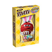 M&M's Easter Milk Chocolate Minis Size Candy Solid Easter Bunny