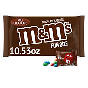 M&M's Fun Size Milk Chocolate Halloween Candy
