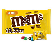 M&M's Fun Size Peanut Chocolate Candy