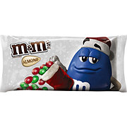 M&M's Holiday Almond Chocolate Candy Bag