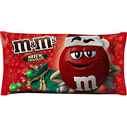 M&M's Holiday Milk Chocolate Candy Bag