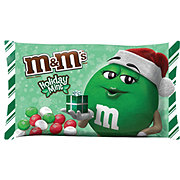 M&M's Holiday Mint Chocolate Candy