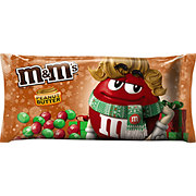 M&M's Holiday Peanut Butter Chocolate Christmas Candy