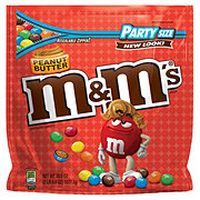 M&M's Peanut Butter Chocolate Candy, Party Size